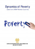 Dynamics of Poverty: Cases from CIRDAP Member Countries