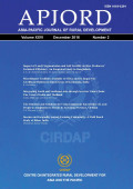 Asia Pacific Journal of Rural Development